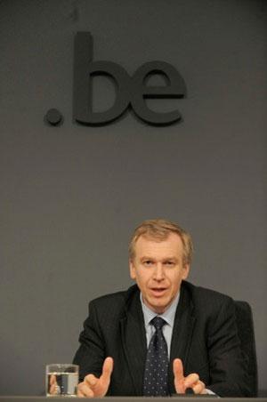 Yves Leterme, Primer Ministro de Bélgica