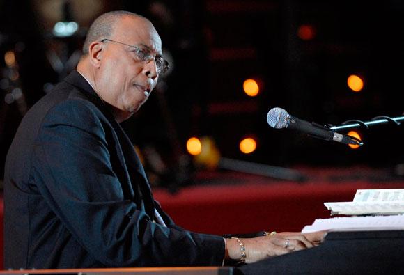 Nombra Universidad de Harvard a Chucho Valdés Maestro de jazz residente