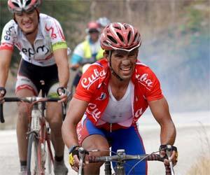 Alcolea a punto de ganar la Vuelta a Cuba; Mariño entra primero en Pinar del Río