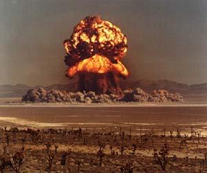 El más famoso local de pruebas nucleares de EEUU ahora es Patrimonio de la Humanidad