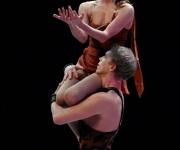 Presentacion en Cuba del Ballet Teatro de Bolshoi