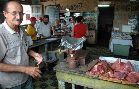 Bodegas en Cuba. Foto: Kaloian