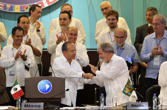 Cumbre de la Unidad en México