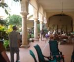 Interiores del Convento de Belén