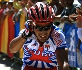 Arnold Alcolea es Bicampeón de la Vuelta Ciclística a Cuba