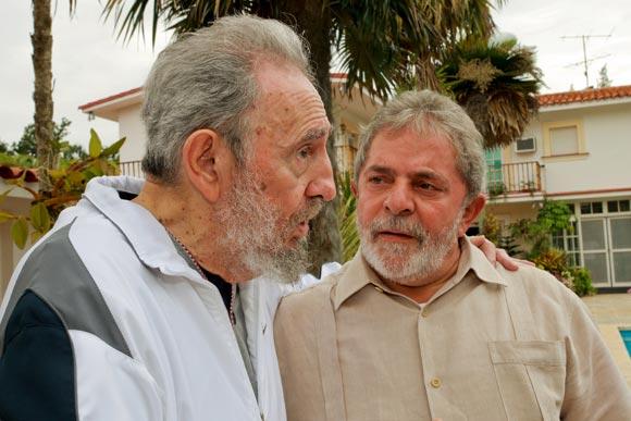 Fidel Lula