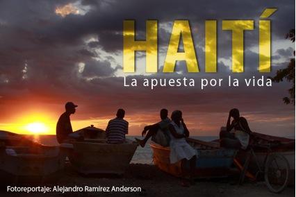 Haití la apuesta por la vida