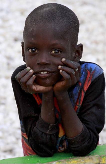 Haití, la apuesta por la vida