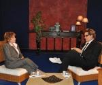 Isabel Santos en entrevista con Amaury Pérez