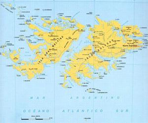 Argentina aceptará mediación de ONU en conflicto de Las Malvinas