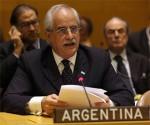Jorge Taiana, Ministro de Relaciones Exteriores de Argentina