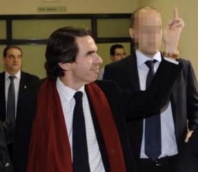 Otro conciliábulo de brujas: Aznar convoca a reunión de la derecha en Buenos Aires