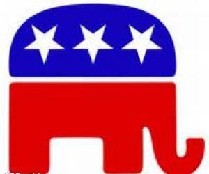 Logo del Partido Republicano, Estados Unidos