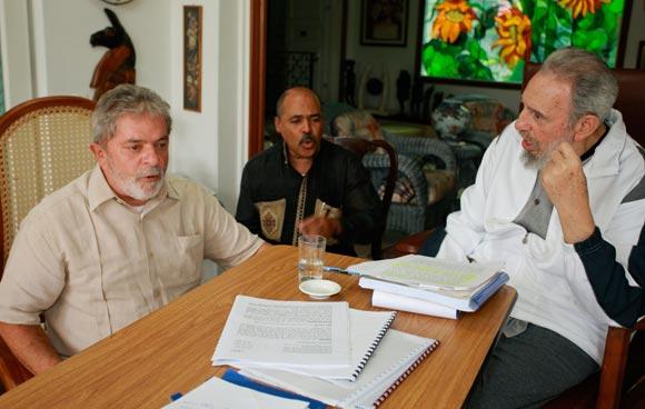 Lula Fidel