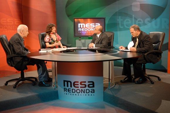 Venezolana en mesa redonda - 2 3