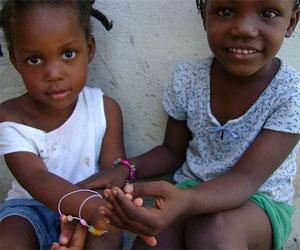 Niños de Haití