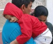 Padres e hijos. Foto: 10K
