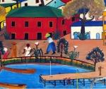 Pintura haitiana