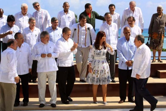 Declaración de Cancún aprobada en la Cumbre de la Unidad (+ Documentos)