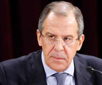 Serguei Lavrov, Ministro de Relaciones Exteriores de Rusia