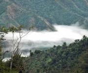 La Sierra Maestra ubicada en el oriente de Cuba. Foto: Kaloian