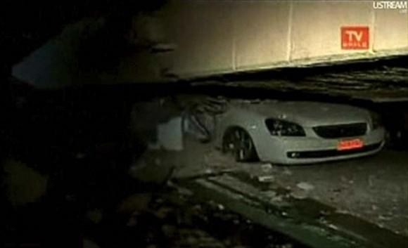 Terremoto en Chile Foto:Reuters