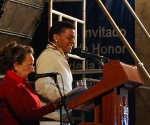 Zuleica Román, Presidenta del Instituto Nacional del Libro de Cuba.