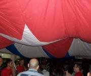 La inauguración estuvo matizada por un sorprendente despliegue artístico marcado por la cubanidad.