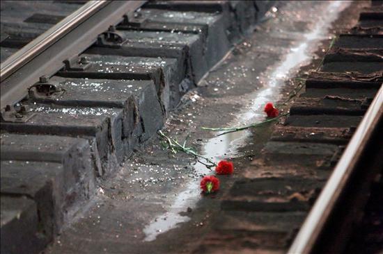 Atentados en el metro de Moscú. Foto: AFP