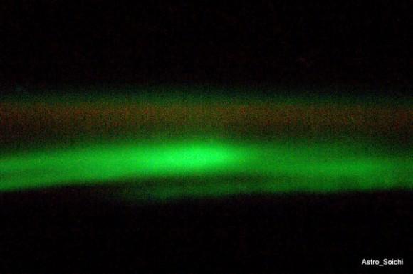 Aurora en el Noreste de Europa