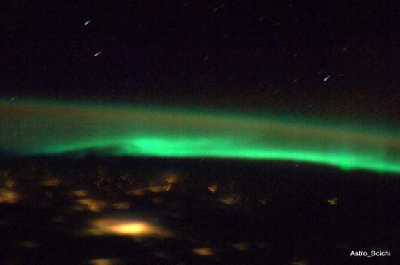 Otra Aurora boreal