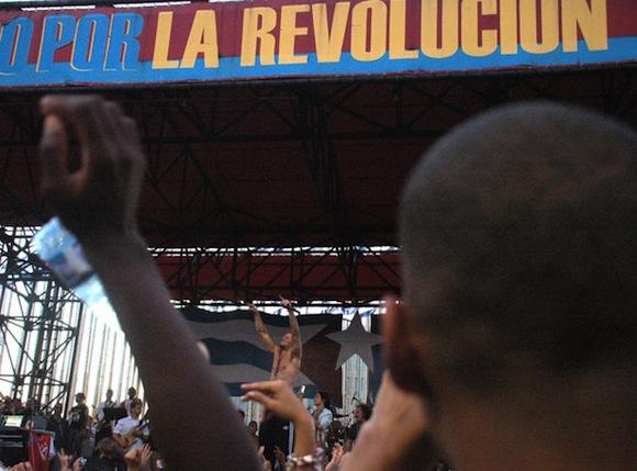 Calle 13 en Cuba Foto: Kaloian