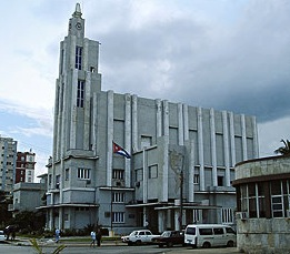 Casa de las Américas, Cuba
