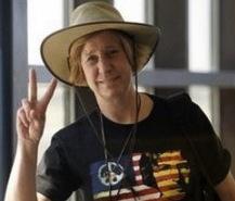 Cindy Sheehan está en Cuba para apoyar a los Cinco