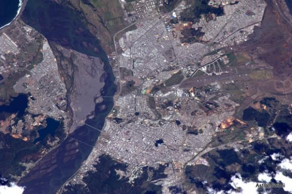 Concepcion Chile, el 8 de marzo de 2010
