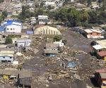 Terremoto en Chile: Concepción. Foto: AFP