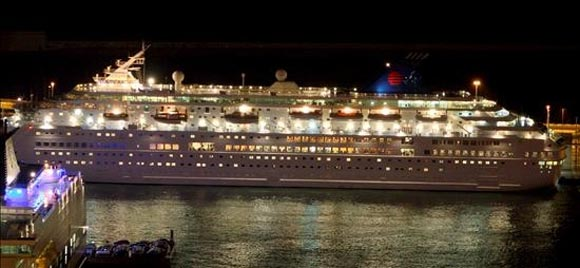 "Crucero chipriota ""Louis Majesty"""