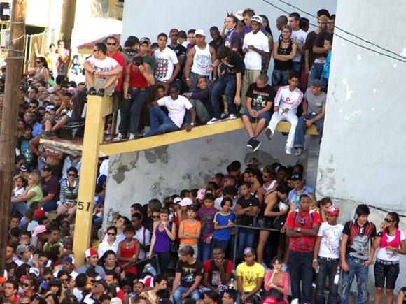 ¡Vamos a demostrarle al mundo que Cuba está viva!