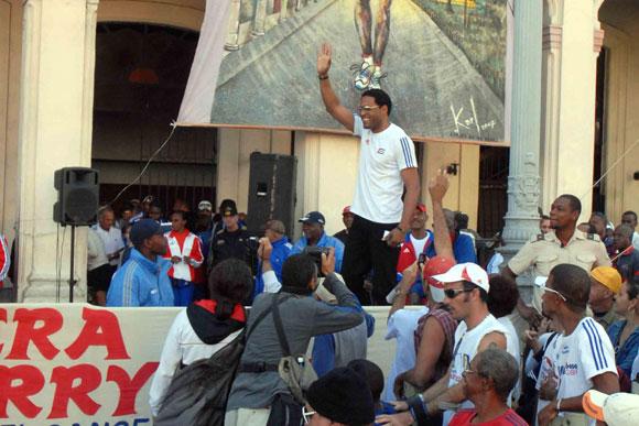 XII Edición del maratón de la esperanza Terry Fox, Cuba 2010