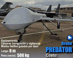 La CIA recibió carta blanca para ataques con aviones no tripulados