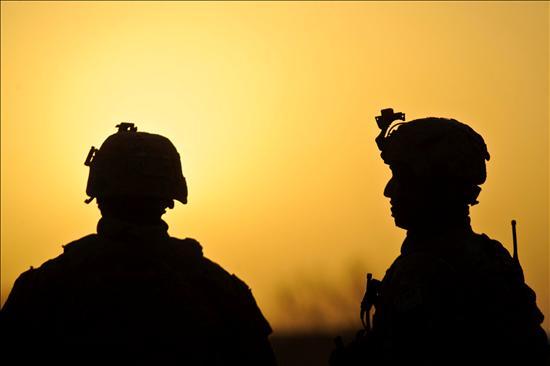EEUU en Iraq. Foto: EFE