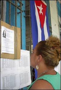 Elecciones del Poder Popular en Cuba
