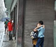 En una esquina. Foto: Kaloian