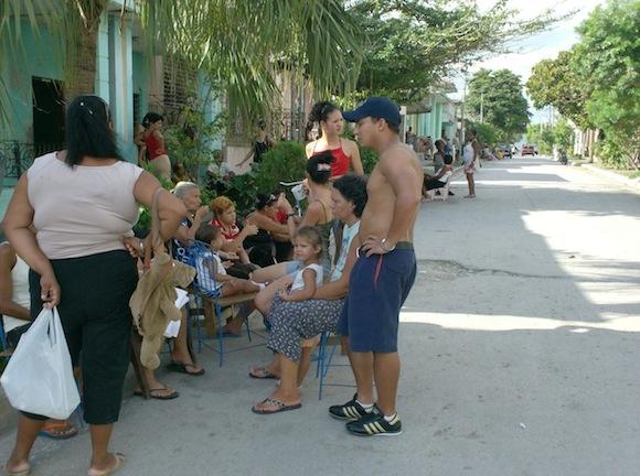 Familia en San Lino