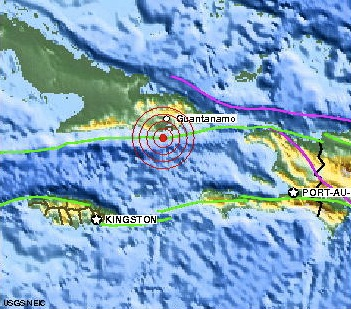 Principal zona sismogeneradora en Cuba dispone de nueva estación de monitoreo