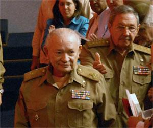Comandante de la Revolución presentará libro de Fidel en La Higuera