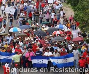 Honduras, Frente de Resistencia