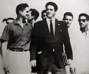 Cubanos recuerdan asalto al Palacio Presidencial