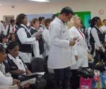 Médicos Cubanos de la Misión Moto Méndez, Bolivia