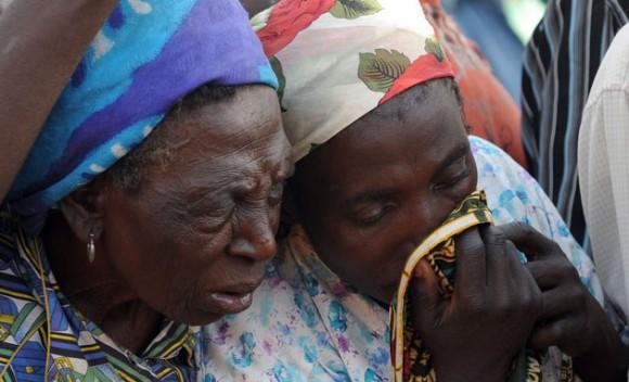 Masacre en Nigeria. Foto: AFP